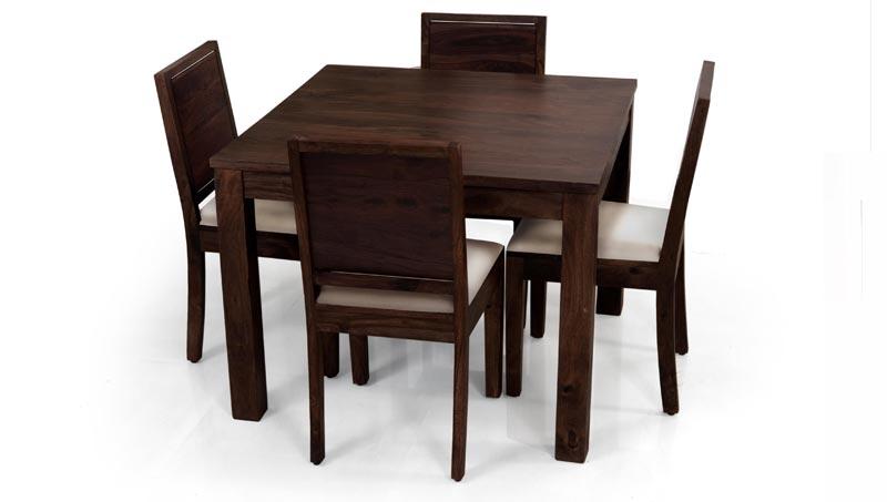 cheap dark wood dining chairs
