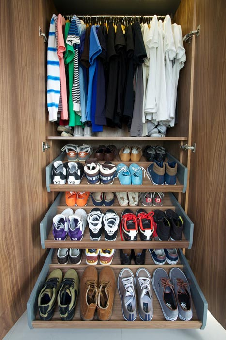 ikea shoe storage for wardrobes