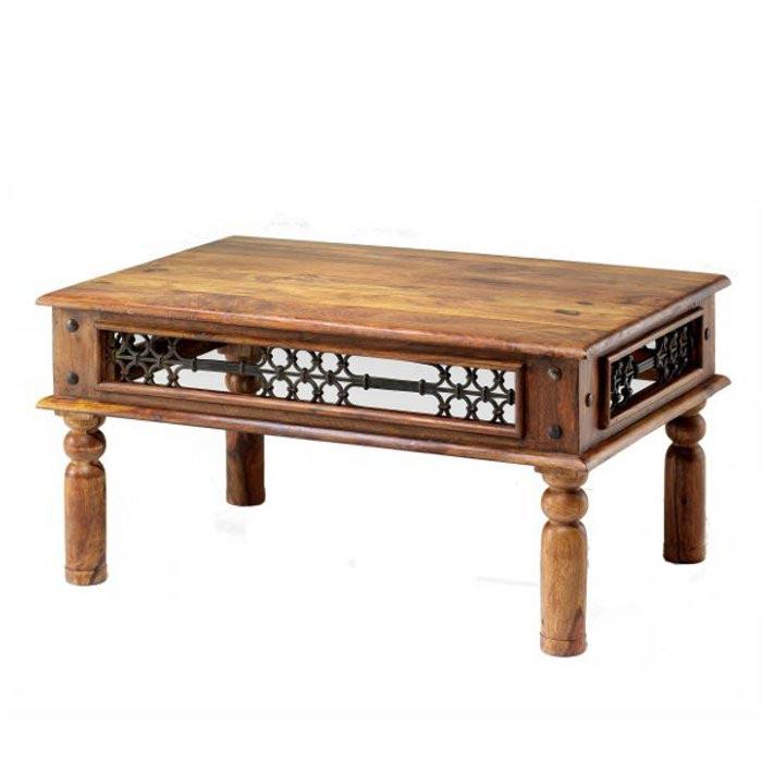 indian maharani jali coffee table