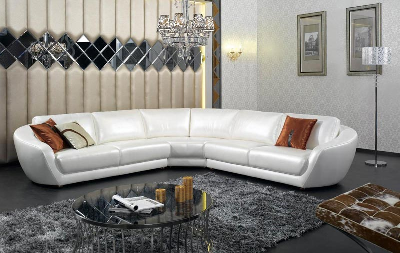 italian leather furniture modern