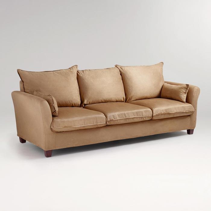 karlanda 3 seat sofa slipcover