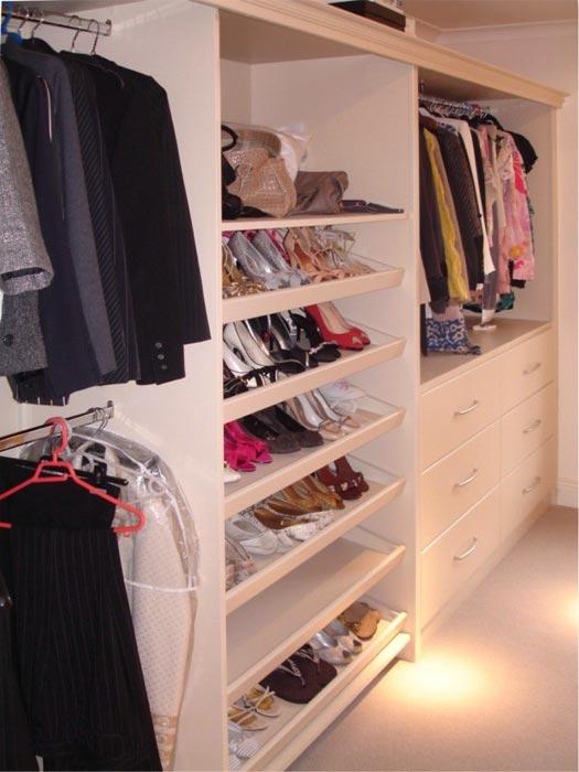 shoe racks for built in wardrobes