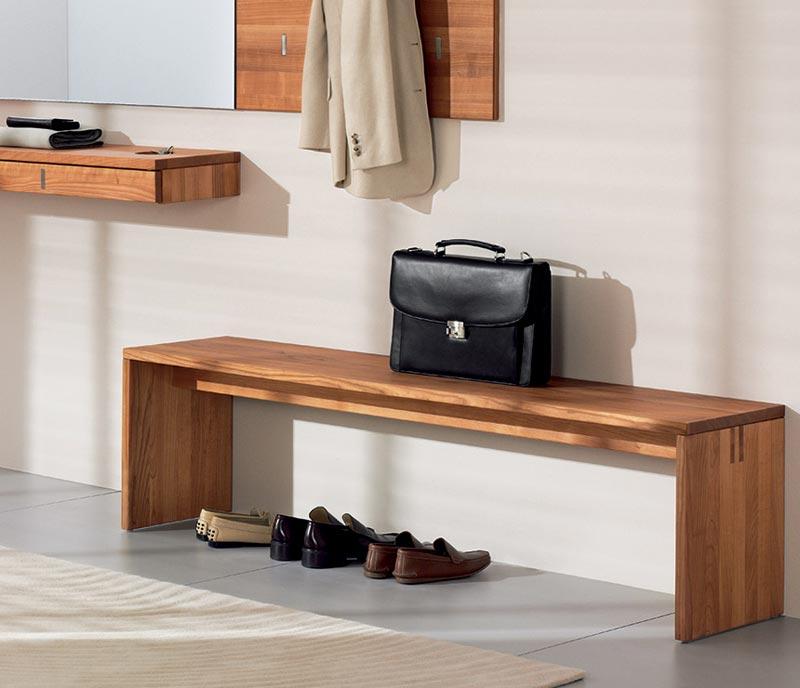 wooden hallway benches uk