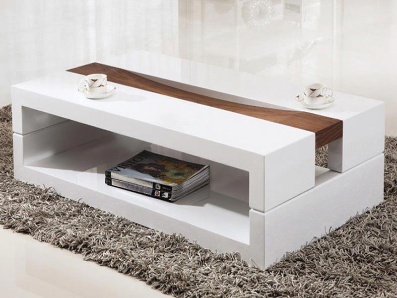 cheap modern white coffee tables
