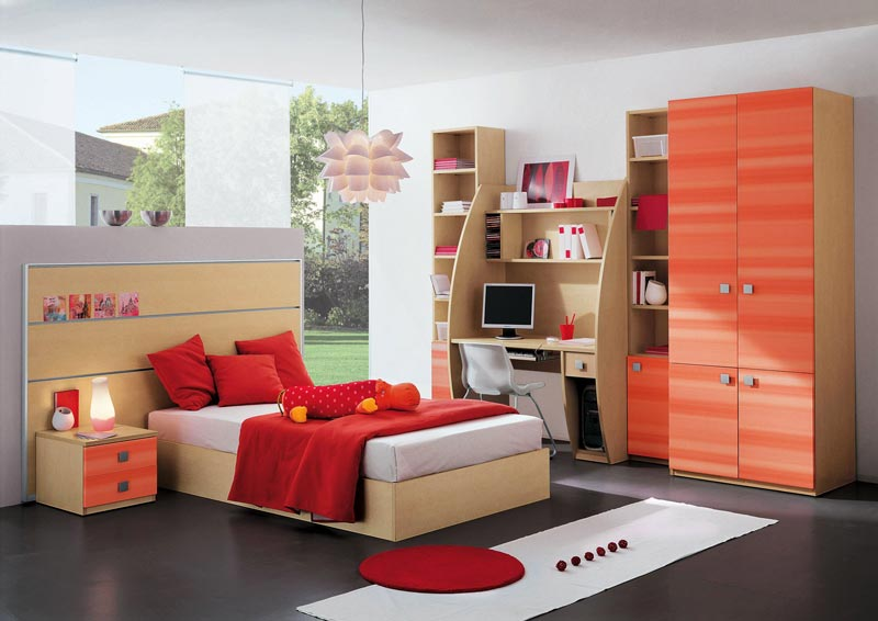 bedroom cabinets colors