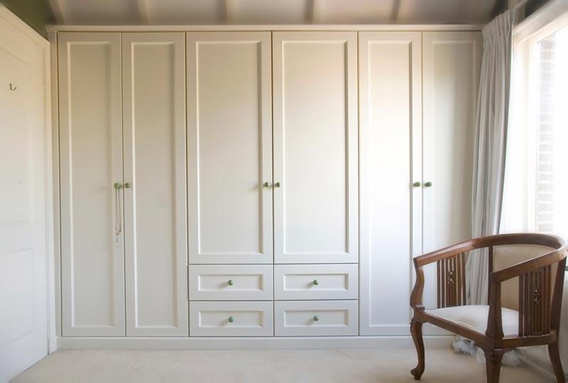 bedroom closet cabinets