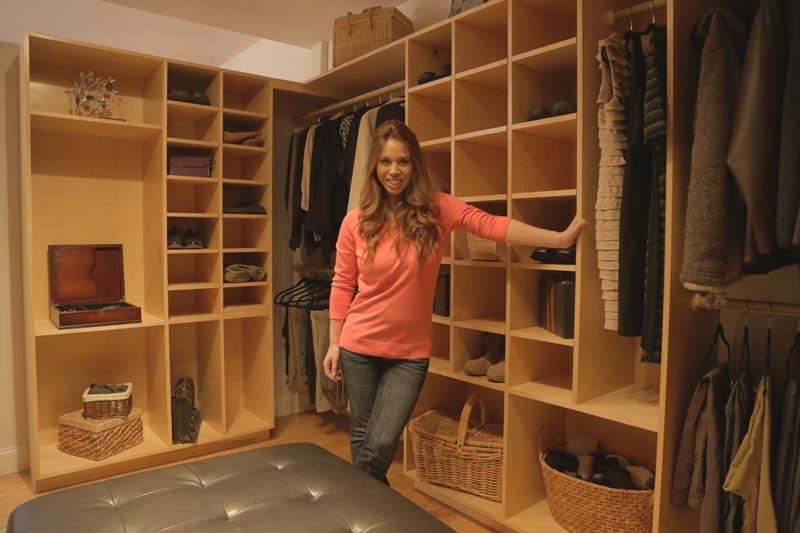 build closet system diy