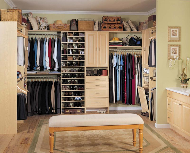 closet organizer systems at lowes