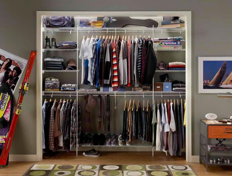 closet organizer systems lowes