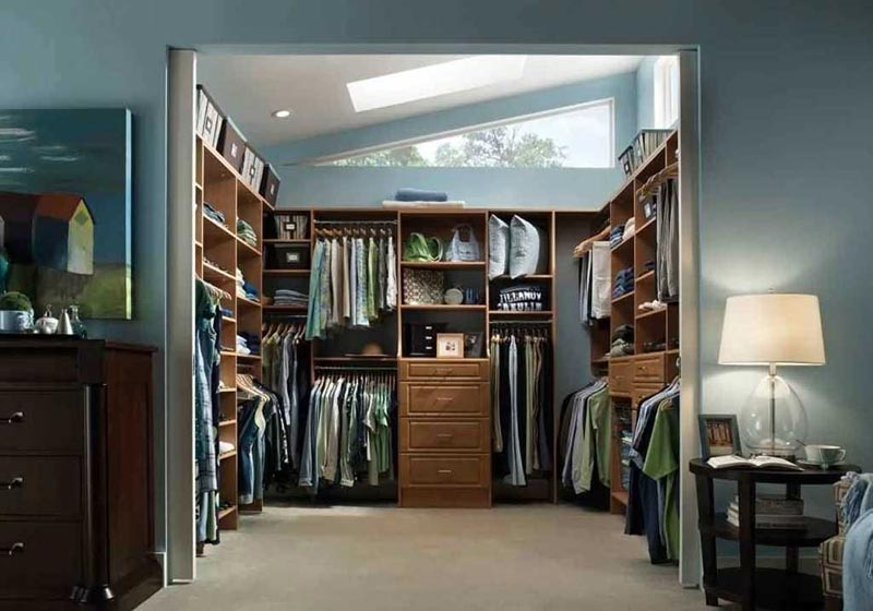closet system at lowes