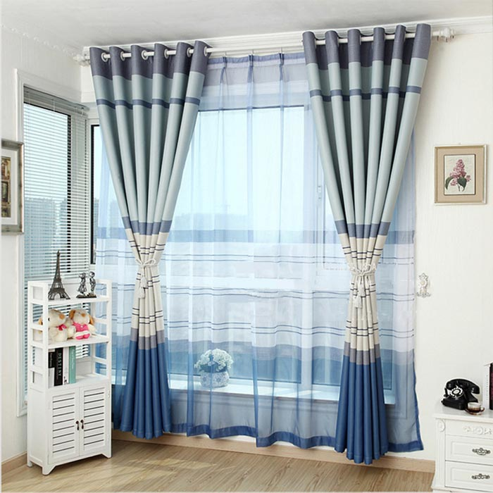 curtains 110 inches drop