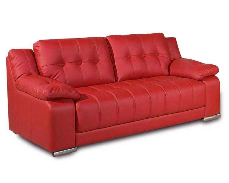 dark red leather sofa uk
