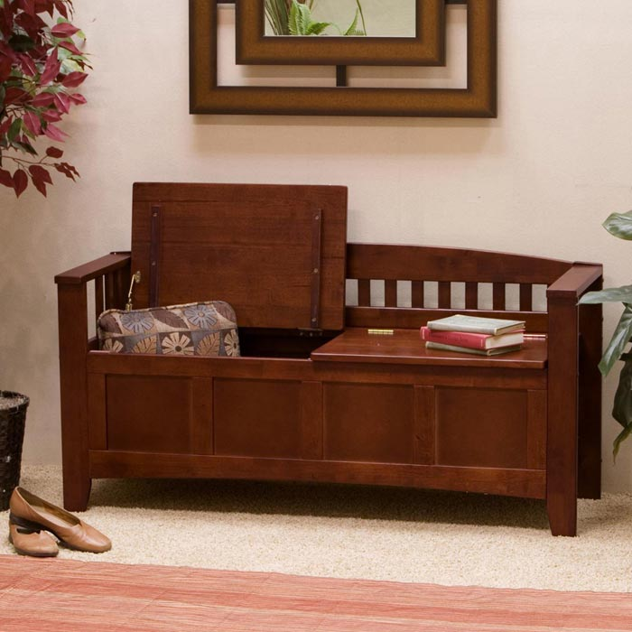 indoor bench seat with storage australia