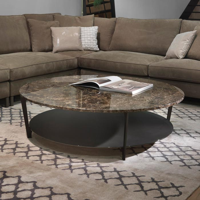 round coffee tables uk