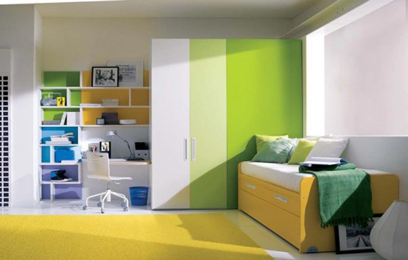 bedroom cabinet colors