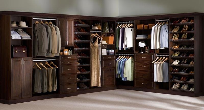 best custom closet systems