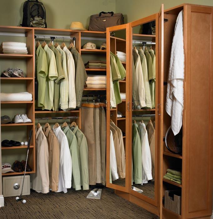best walk in closet systems