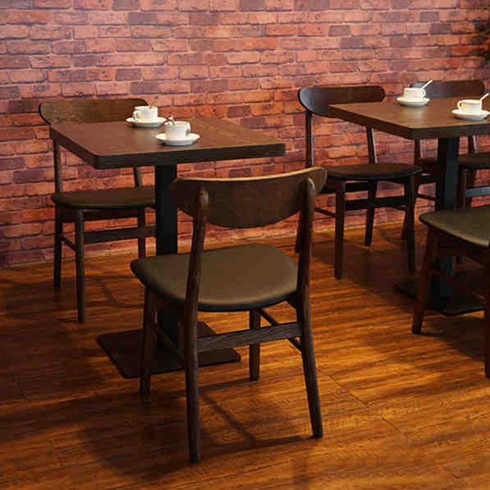 coffee shop tables and chairs