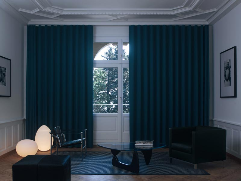 z wave curtains