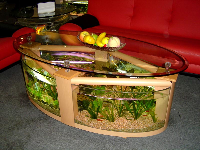 coffee table fish tank prices