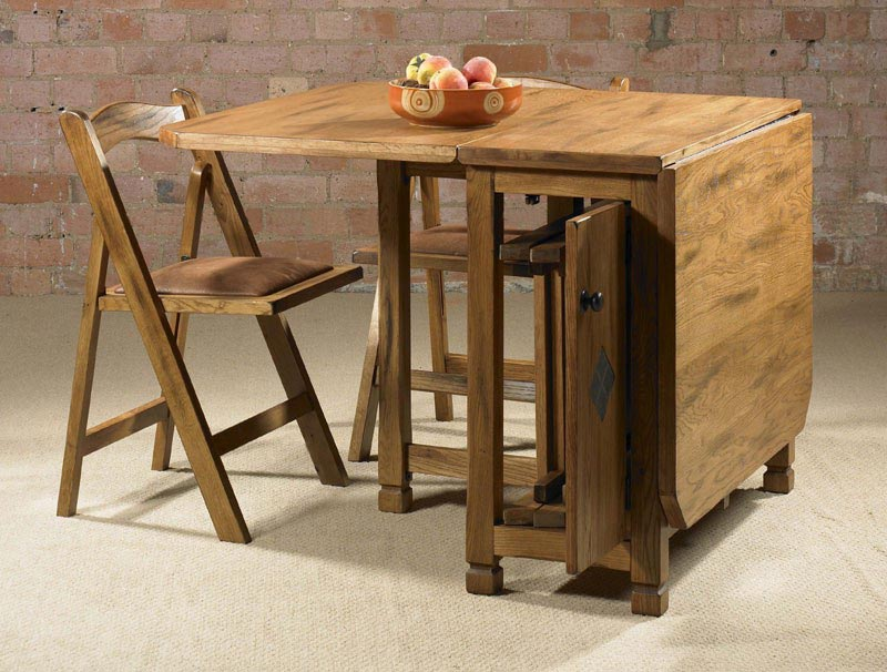 collapsible dining table ikea
