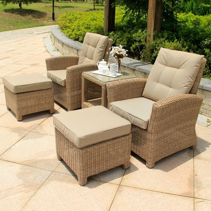 resin weave garden furniture direct