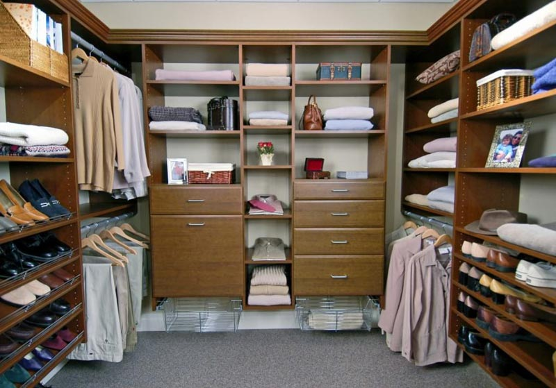 walk in closet systems images