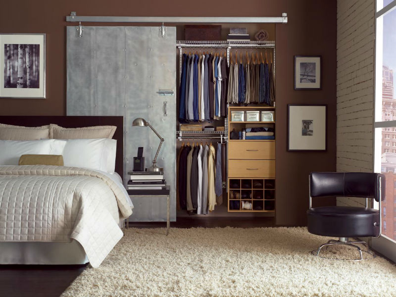 closet design solutions for every budget and style