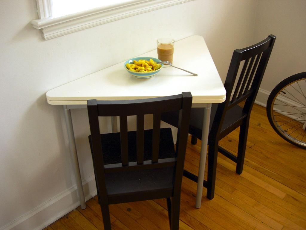 folding dining table IKEA 2
