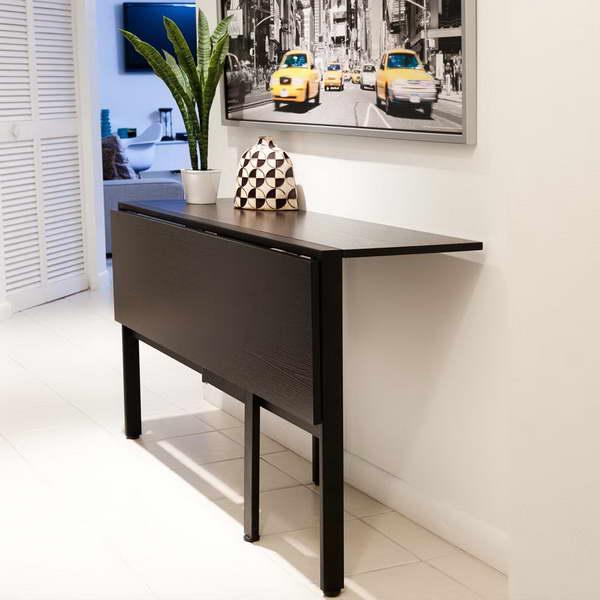 folding dining table IKEA