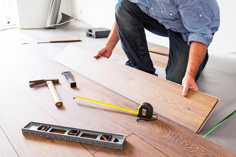 install solid bamboo flooring