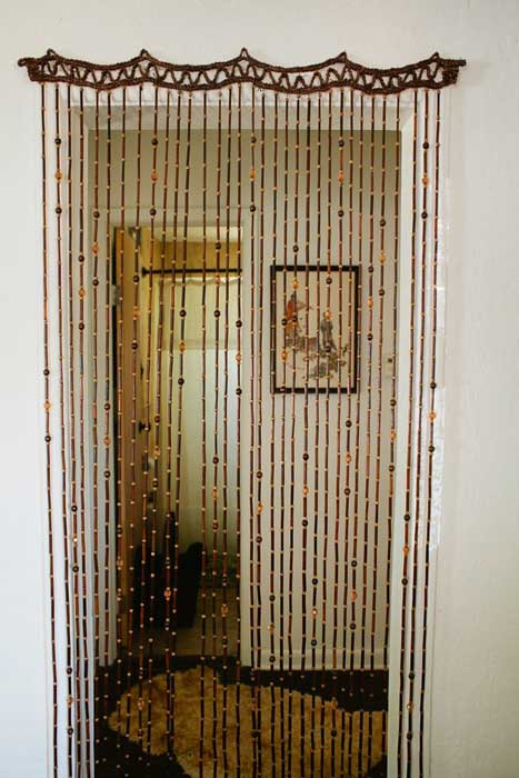 8 ft beaded curtains