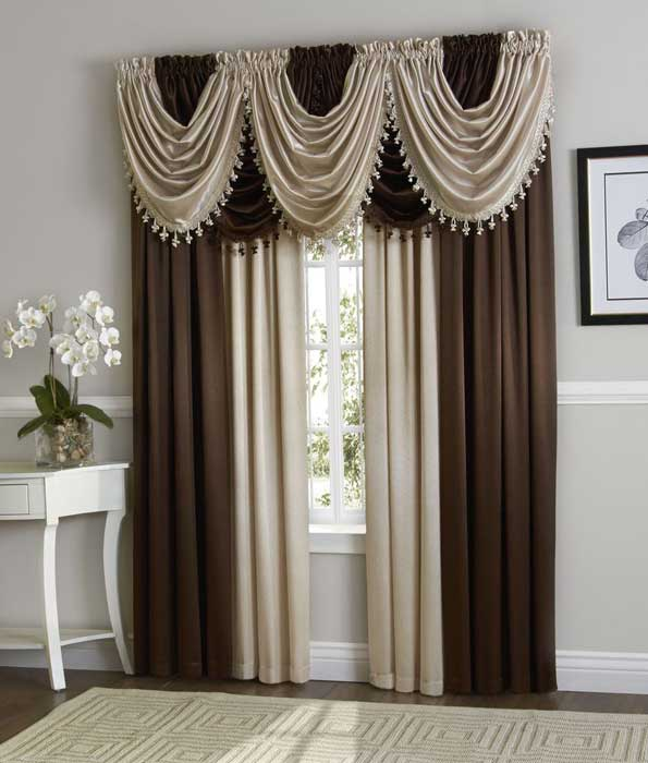 8 ft by 7ft curtains