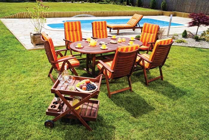 jati garden furniture