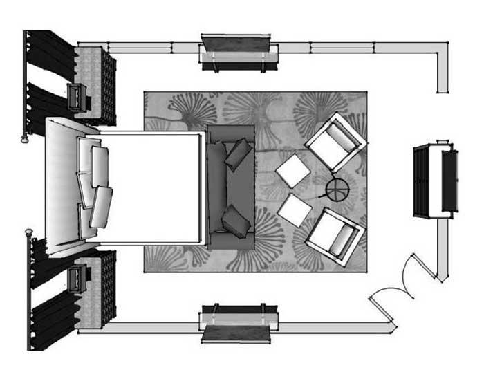 bedroom furniture design plans