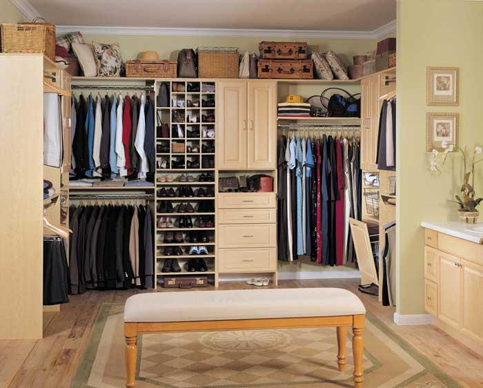 walk in closet systems canada