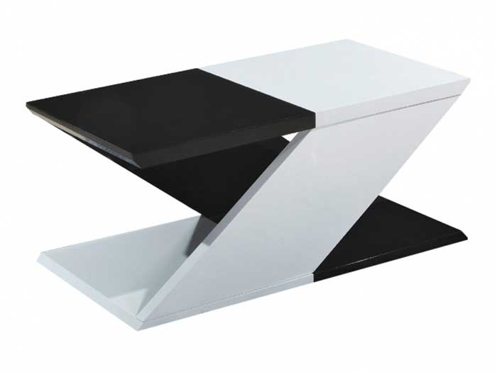 black and white coffee tables uk