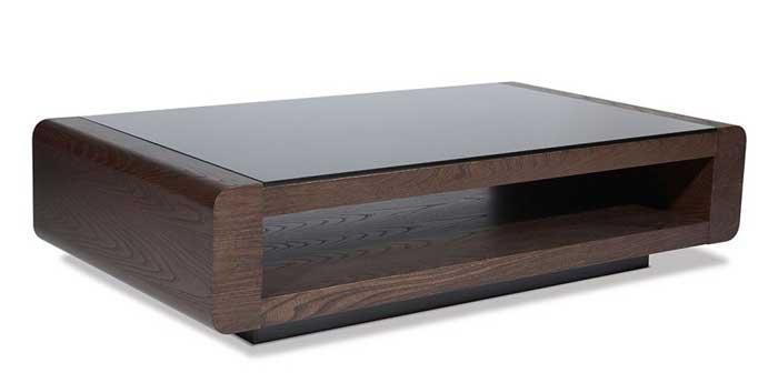 black brown coffee table uk